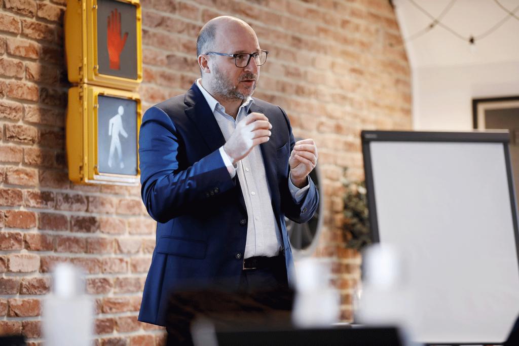 Pierre Gosset, Directeur Général Adjoint Technique Groupe, membre du Directoire