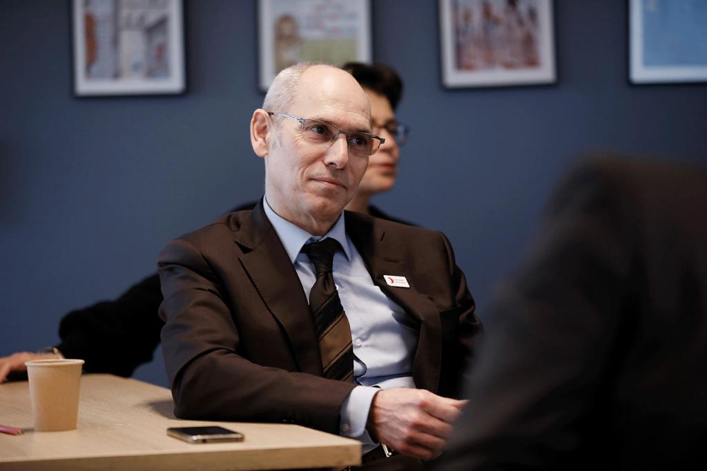 Didier Traube, Directeur Général Adjoint SYSTRA S.A.